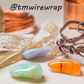 TMWireWrap ~ Wire wrapped fashion jewelry