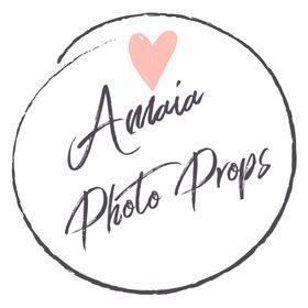 Amaia Photo Props // Newborn photography props