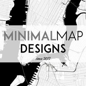 MinimalMapDesigns
