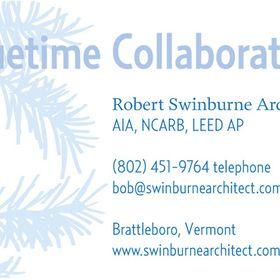 Robert Swinburne - Vermont Architect