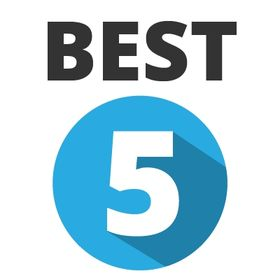 Best Five Reviewed