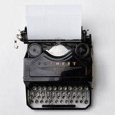 Typewriter Typer