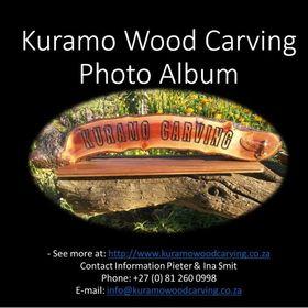 Kuramo Wood Carving