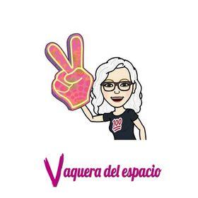 Bloguera Vaquera del espacio