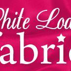 White Lodge Fabric