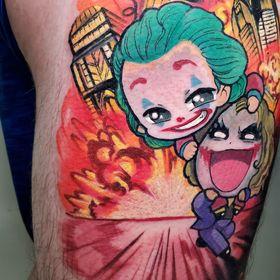 Crys Tattoo Art Afriant