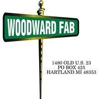 Woodward Fab Bead Roller POLYURETHANE Lower die BR6 sheet metal fits WFBR6 Poly
