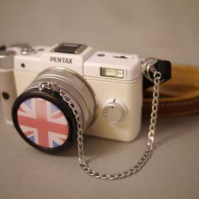 Vivid Camera Lens cap
