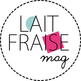 Lait Fraise Mag