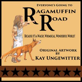 Ragamuffin Road - Original Artwork by Kay Ungewitter