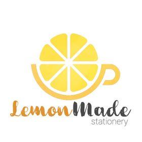 LemonMade Stationery