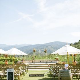 Weddings and Events at Holman Ranch