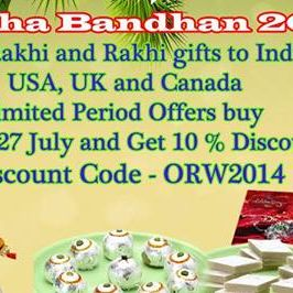 Online Rakhiwala