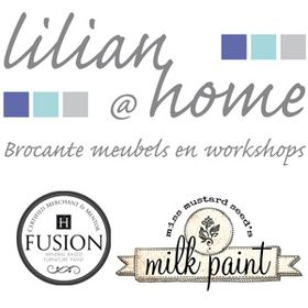lilian@home |fusion Mineral Paint | Miss Mustard Seed's Milk Paint