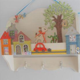 Decopatch Susie le Spaniel Kit chien Paper Craft Activité