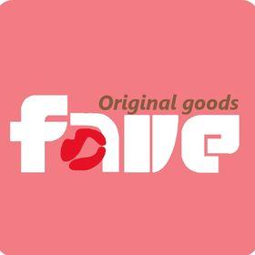 オリジナル雑貨 Fave