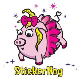 StickerHog Wall Decals