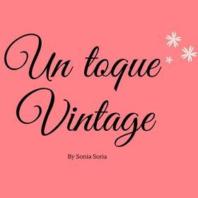 Un toque vintage Sonia