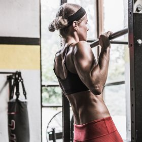 Meghan Callaway Fitness - Strength Training And Pull-Ups For Women