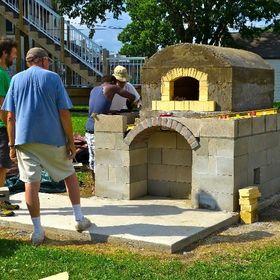 Community Brick Oven