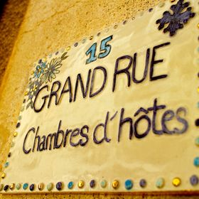 15 Grand Rue = B&B Bed and Breakfast Chambre D'hotes Caux Luxury Languedoc Pezenas Nizas Neffies Faugeres Beziers France