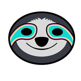 Disco Sloth Designs