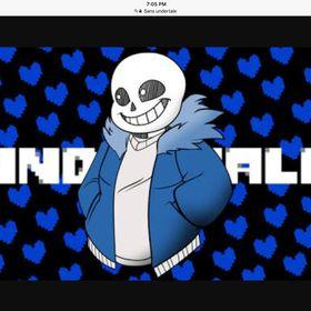 Sans The Skele-pun