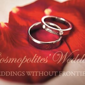 COSMOPOLITES' WEDDING