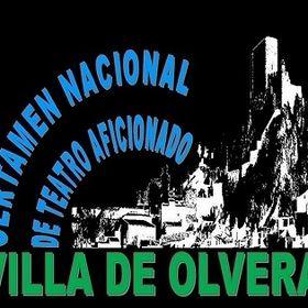 Certamen Nacional Teatro Aficionado Villa de Olvera