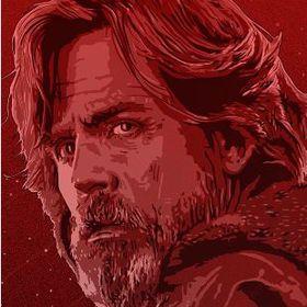 Last Jedi Pinterest Profile Picture