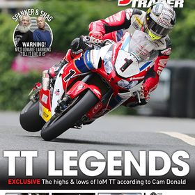 Motorcycle Trader & Cafe Racer Magazines