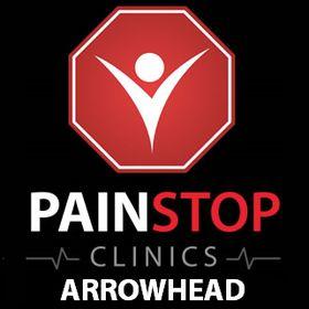 Pain Stop Arrowhead