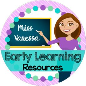 Early Learning Resources by Miss Vanessa