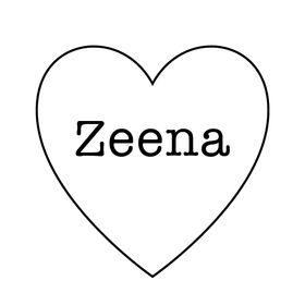 HEART ZEENA