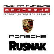Rusnak Porsche Boutique