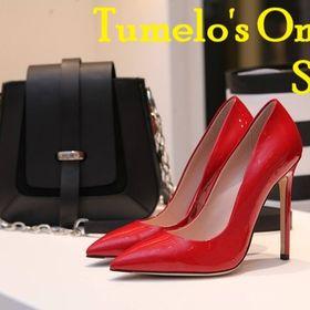 Tumelo's Online Store