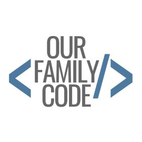 Our Family Code | STEAM Activities | Unplugged Coding | Kid Crafts