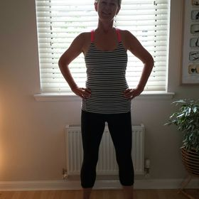 Jacquie Robertson Health and Fitness