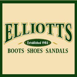 Elliotts Boots, Shoes & Sandals