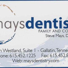 Mays Dentistry