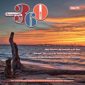 Chesapeake 360 magazine