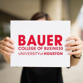 UH Bauer College of Business (uhbauercollege) on Pinterest