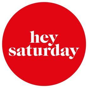 Saskia >> Hey Saturday