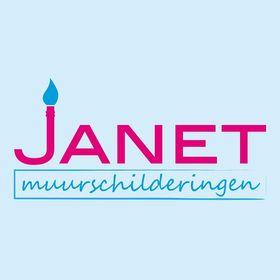 Janet Muurschilderingen