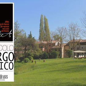 Il Piccolo Borgo Antico di Castelcucco ( TV )