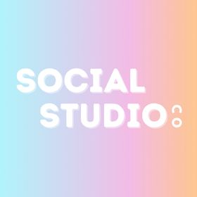 Social Studio Co Templates For Social Media Managers Socialstudioco Profile Pinterest