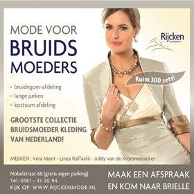 9d477864590fbe Bruidsmoederjurk (paulrijcken) on Pinterest