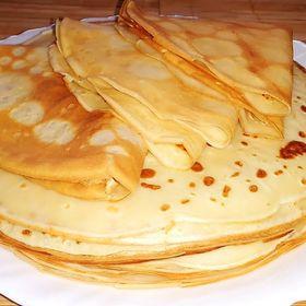 thin pancake recipe easy