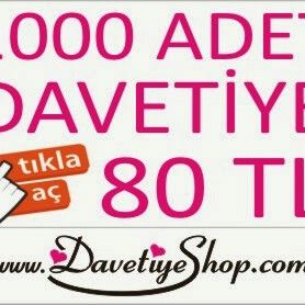 DavetiyeShop