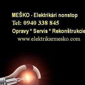 Elektrikár Meško